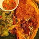 Banh Xeo Pancake (12.90sgd)