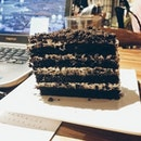 Instagram 365 // 069 -  Cookies and cream chocolate cake.