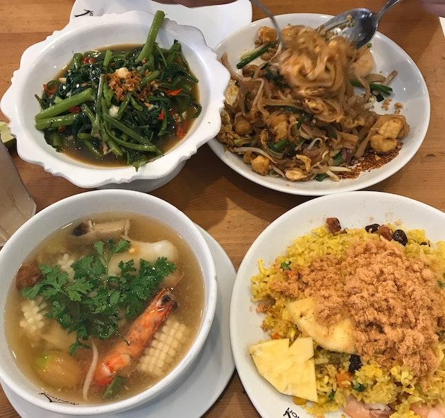 Nakhon Thai Food [$27]
