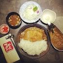 Yummyyy Tonkatsu 🐷🐷🐷 #dinner#foodporn#foodhunt#yummyfood#instadaily#instadaily#vscocam#niceplacetochill#vsfood#delicious#onthetable#tgif#pork#tonkatsu#japanesecurry#1utama#tonkatsubymamaison