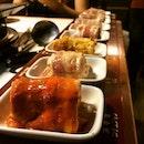 Korean BBQ pork overload #palsaik #korean #dinner #montkiara #afoodiesaffair #foodie #foodporn #burpple
