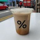 Iced Spanish Latte ($9)