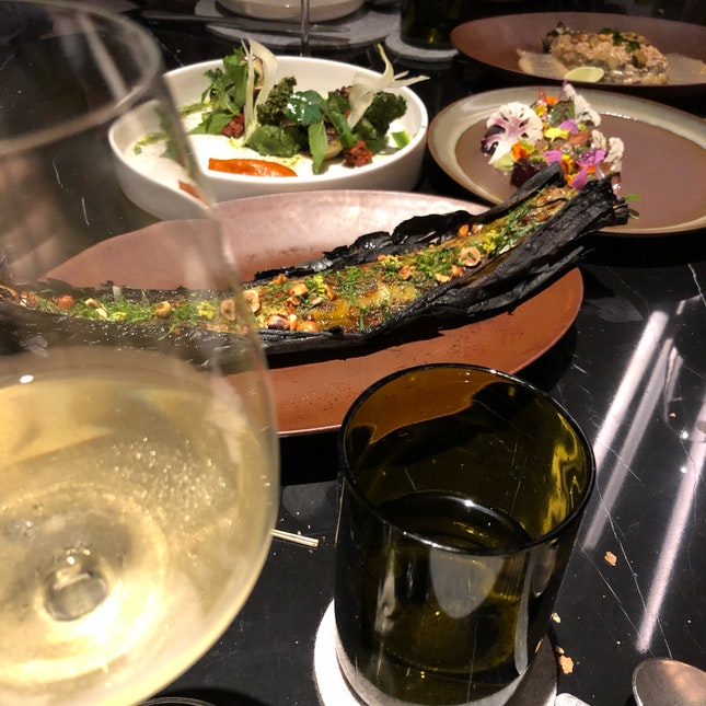 Fine dine - French