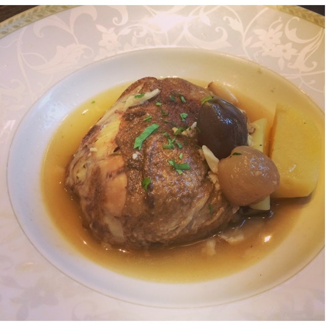French Bon Appétit
