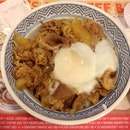 Beef Rice W Egg