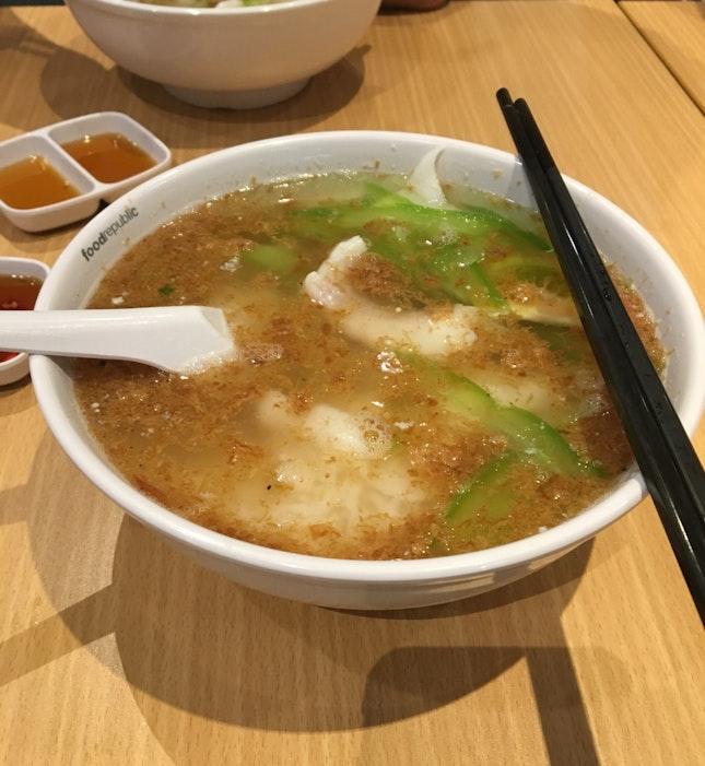 Chai's Fish Soup - 'Porridge' ($5.20)