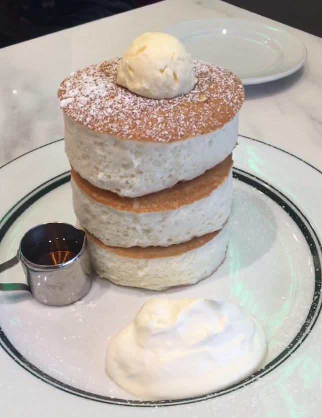 Premium Pancakes ($17.90)