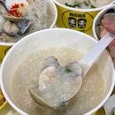 Fresh Lala Tasty Porridge [M - S$4.90, L - S$6.90]