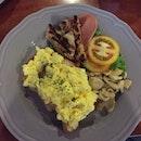 Tryst Breakfast Platter