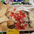 Pan-seared Barramundi Burrito Bowl