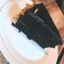 Black Chocolate Cake ($7)