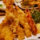 Tendon With Udon