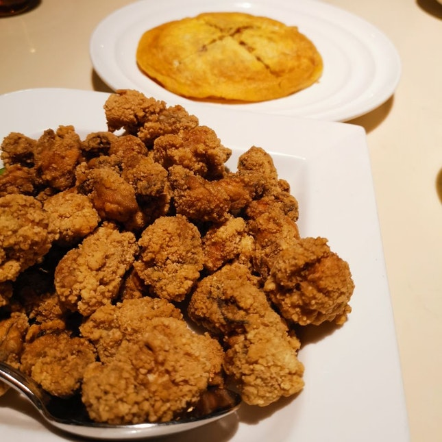 Best Fried Oysters