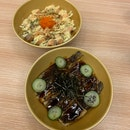 Special Salmon Don & Anago Don