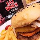 Fatboy's The Burger Bar (Dhoby Ghaut)