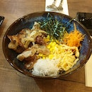 Kurobuta Pork Bowl