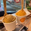 Ice Cream (one scoop)