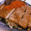 XO Pork Chop Fried Rice ($8.80)