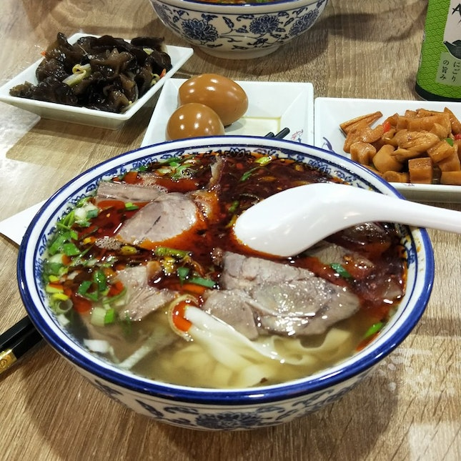 Best Noodles In Singapore