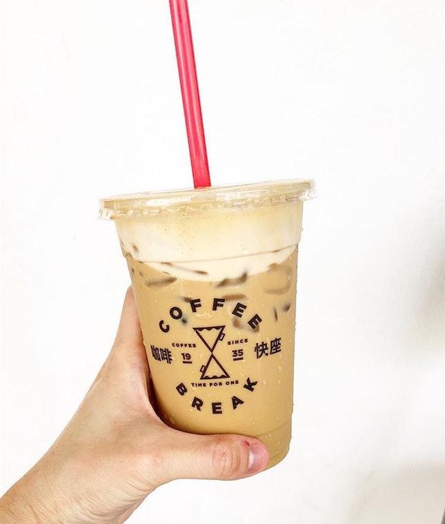 Literally, A Coffee Break🙃