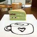 Coffee break with @post_eatz 😊