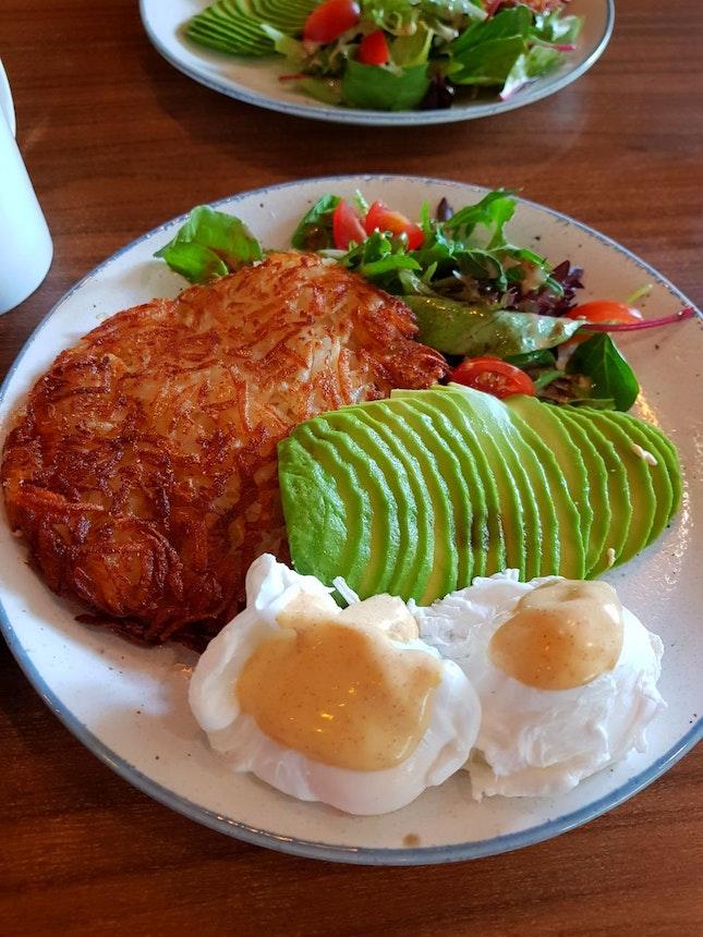 Breakfast Rosti at Oberstrasse