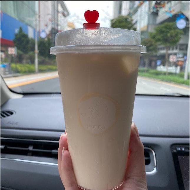 Oolong Milk Tea/Jasmine Green Milk Tea