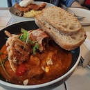 Soft Shell Crab Curry