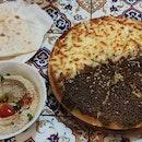 Manaqiah Cheese+Zatar