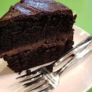 AMAZING Sea Salt Chocolate Cake
