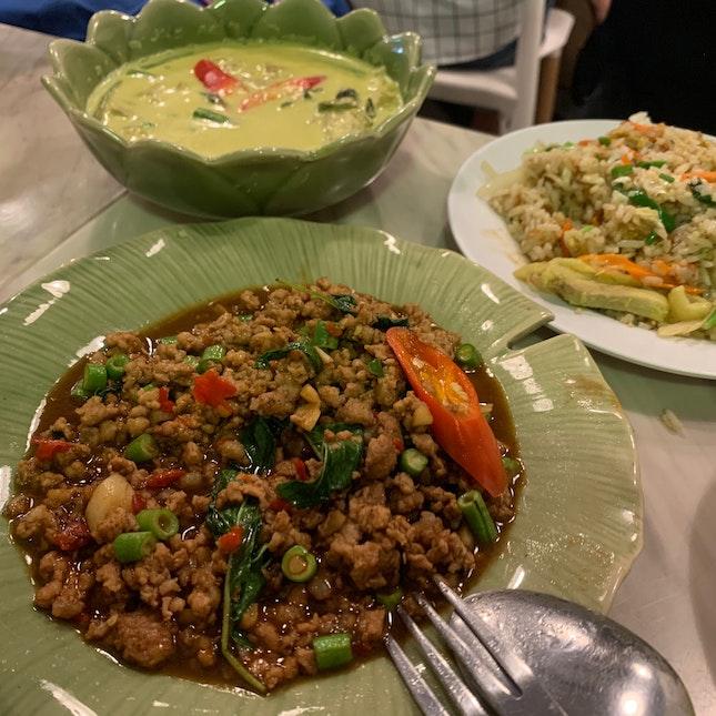 Authentic Thai Food!