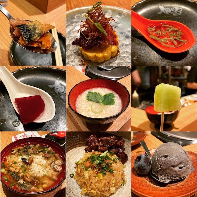 Omakase ($120)