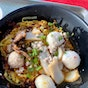 Yam Mee Teochew Fishball Noodle (Kovan Hougang Market & Food Centre)