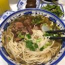 Delicious Handpull Beef Noodle