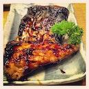 All time favorite 😘  @kimi_jolavine  #sushi #zanmai #saba #lunch #food