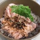 Salmon Samurai (Ocean Financial Centre)