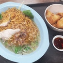 $6 Double Fish Ee Mian