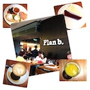 Great time with @zoechoong at Plan B !