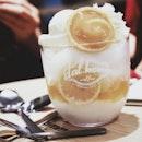 Lemon Bingsu @ Dal.Komm Coffee