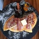 Bacon N Pancakes