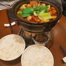 Favourite Chicken Hotpot