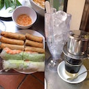 Coffee And Spring Roll Platter Also Must-order