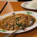 Pad Kra Phow Moo
