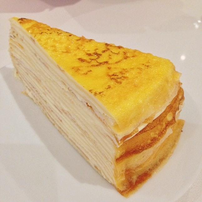 Vanilla Mille Crepes