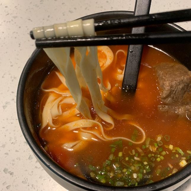 Noodles (Soup)