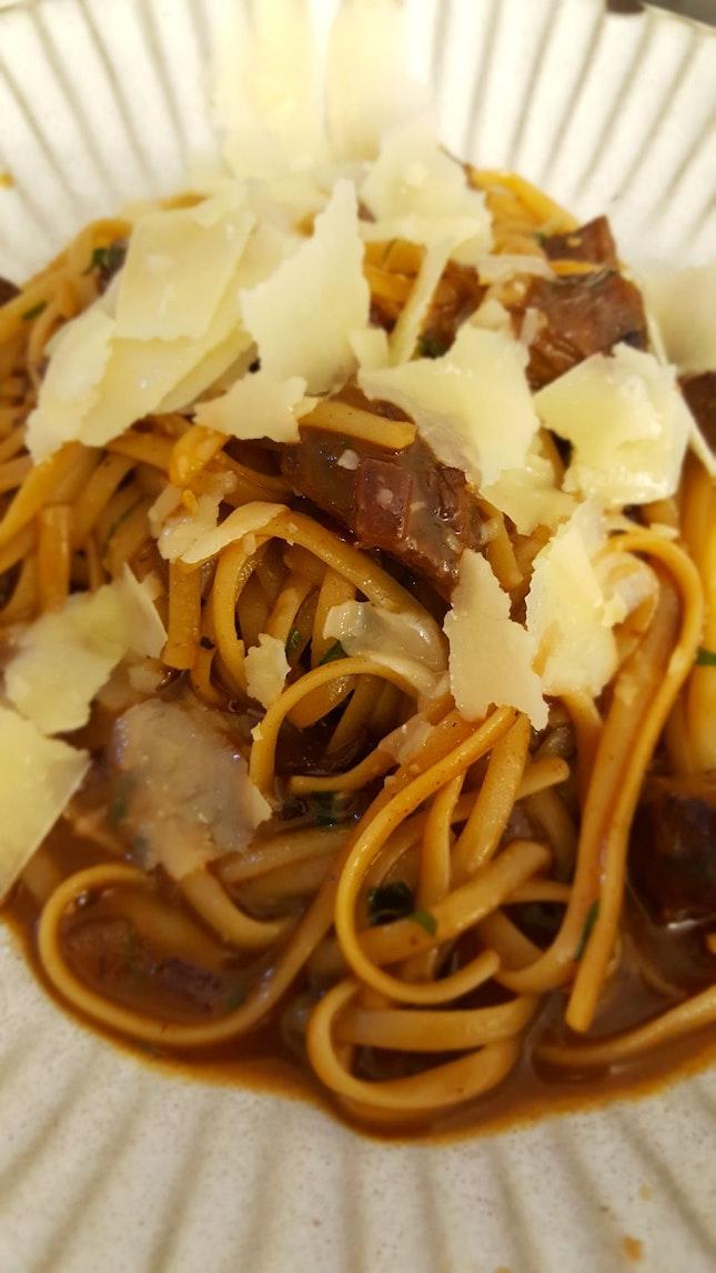 Short Rib Pasta (25.50)