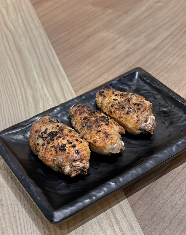 TuFei Chicken Mid-Wings ($4.80, small)