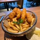 WOW! Fish and Chips On The Kid's Menu