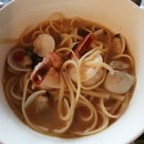 Prawns & Clams in Spicy Broth