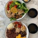 Healthy Protein Salad